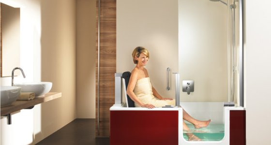 ARTLIFT shower bathtubs | © Artweger GmbH. & Co. KG